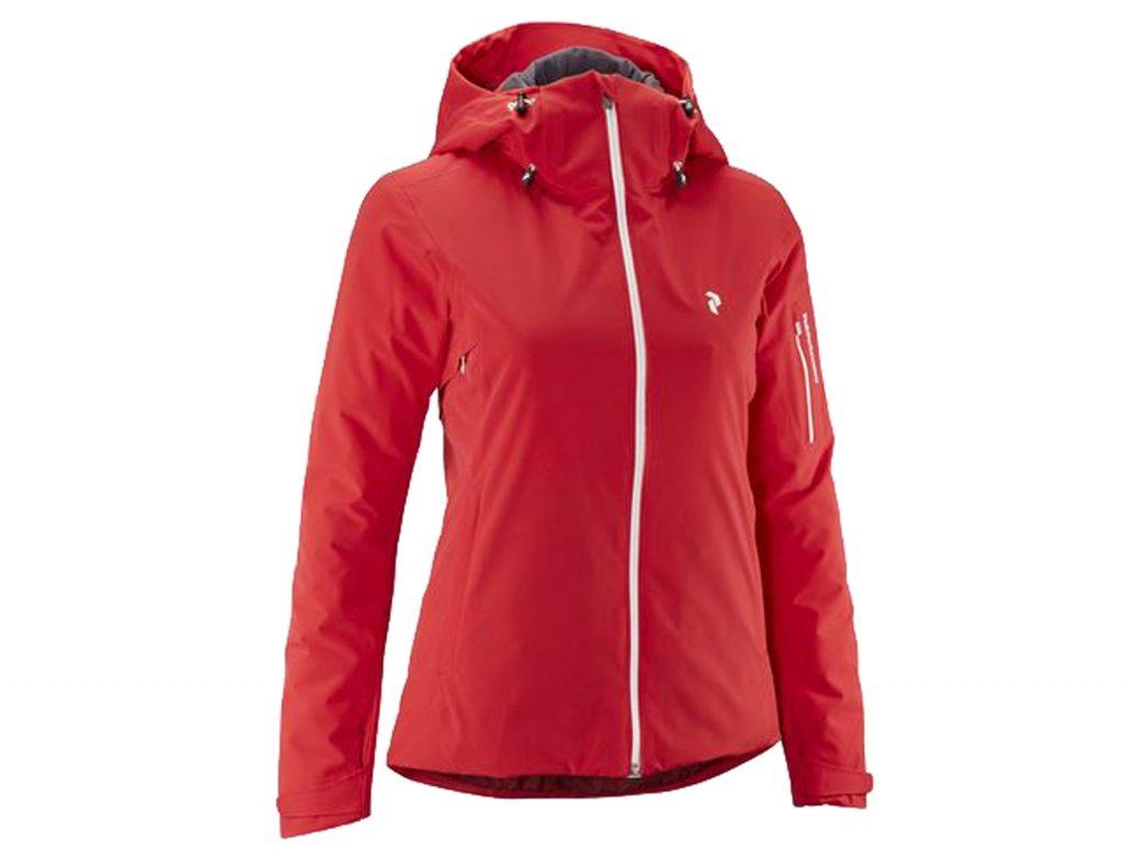 PEAK PERFORMANCE Anima Jacket Red Woman