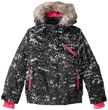 SPYDER Girls Lola Jacket Medium