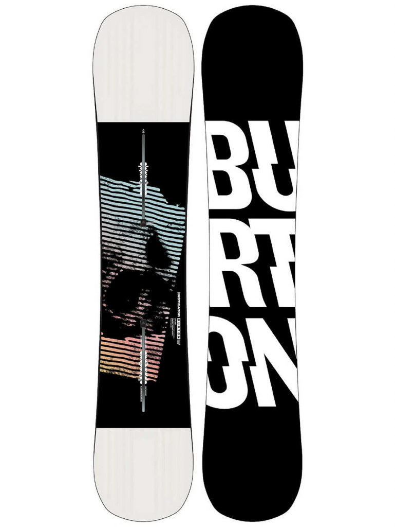 BURTON INSTIGATOR 155