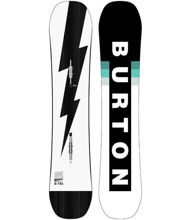 BURTON CUSTOM 158W – 162W Camber