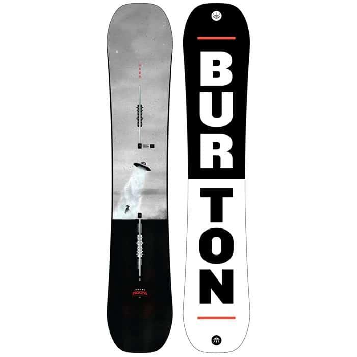 BURTON CUSTOM FV-W 162 & 170